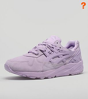 ASICS Gel Kayano 'Lavender' Women's - size? Exclusive