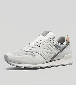 New Balance 996 Textile Women's 'Grey Collection'