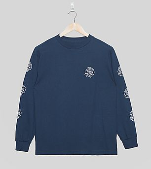 The Quiet Life Day Logo Long-Sleeved T-Shirt