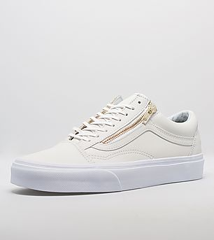 Vans Old Skool Low Zip Women's