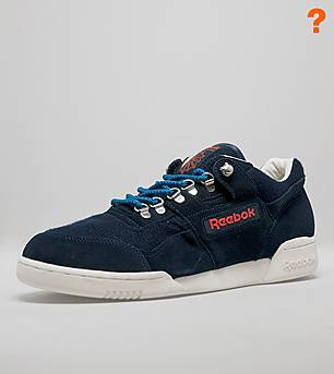 Reebok Workout Plus - size? Exclusive