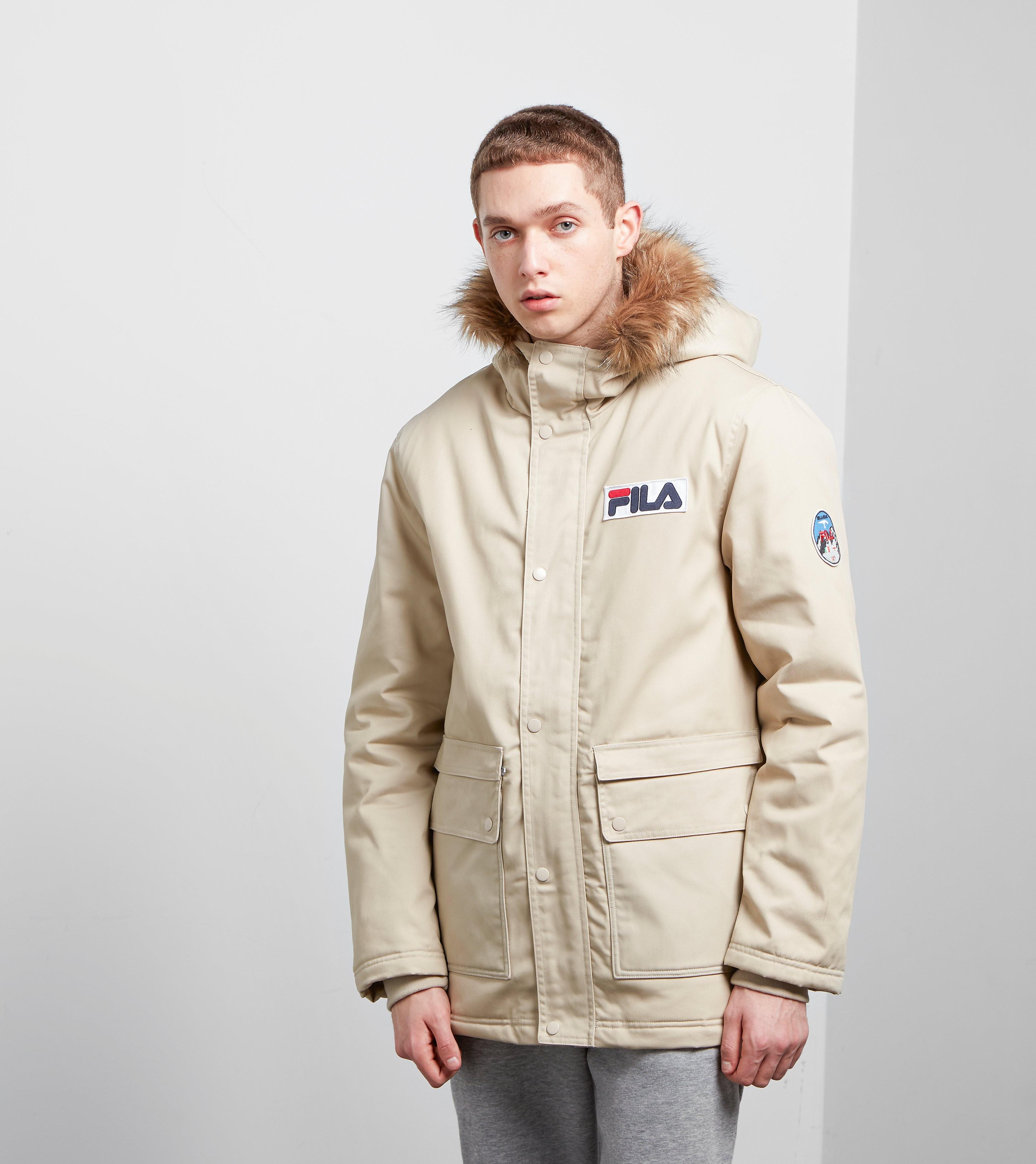 Fila Dolonne Padded Parka Jacket - Exclusive