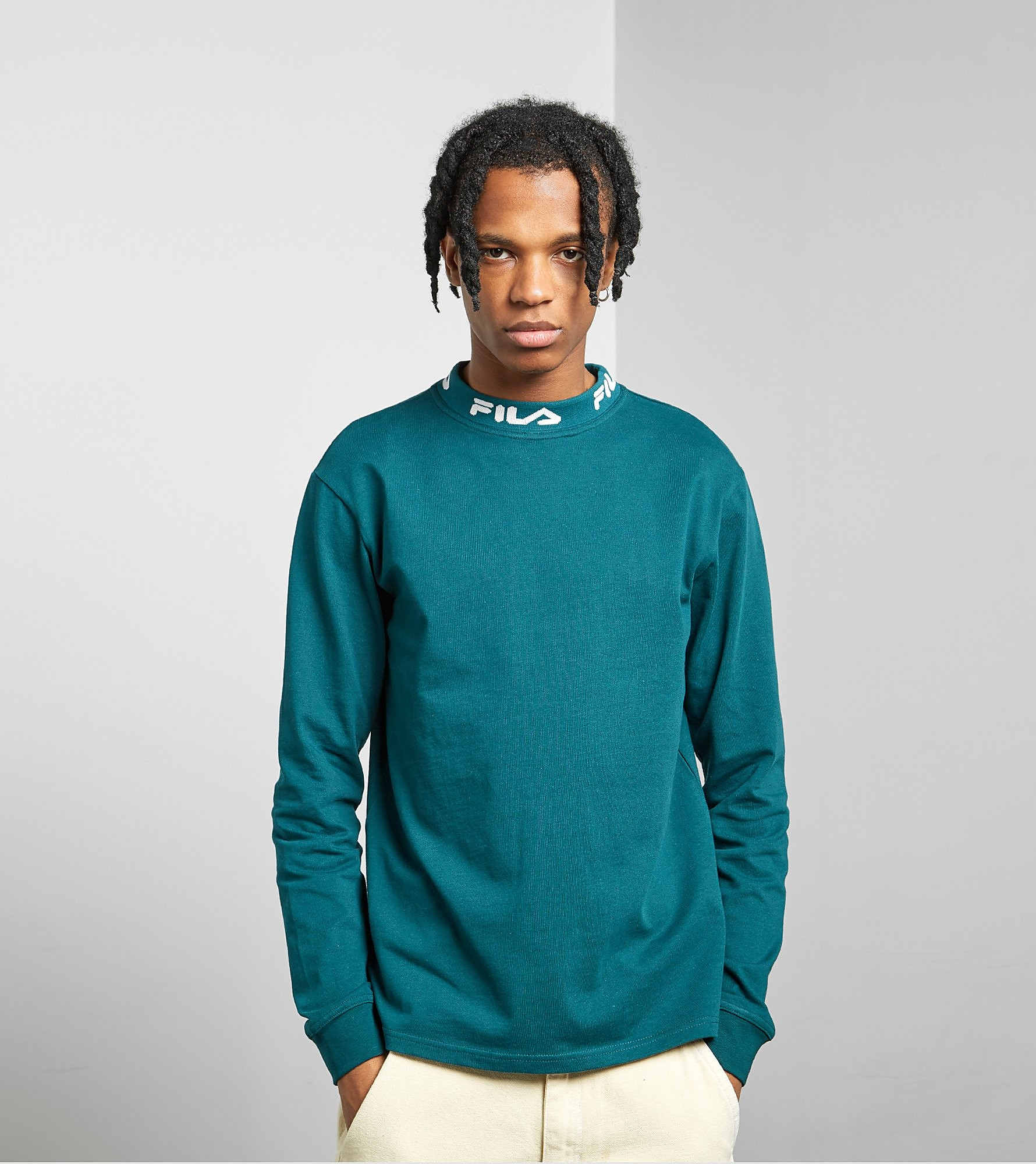 Fila Gigante Long Sleeved T-Shirt - size? Exclusive