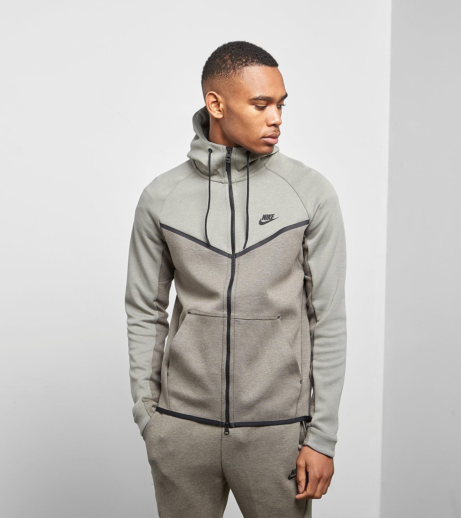 Nike Tech Fleece Windrunner Jakke