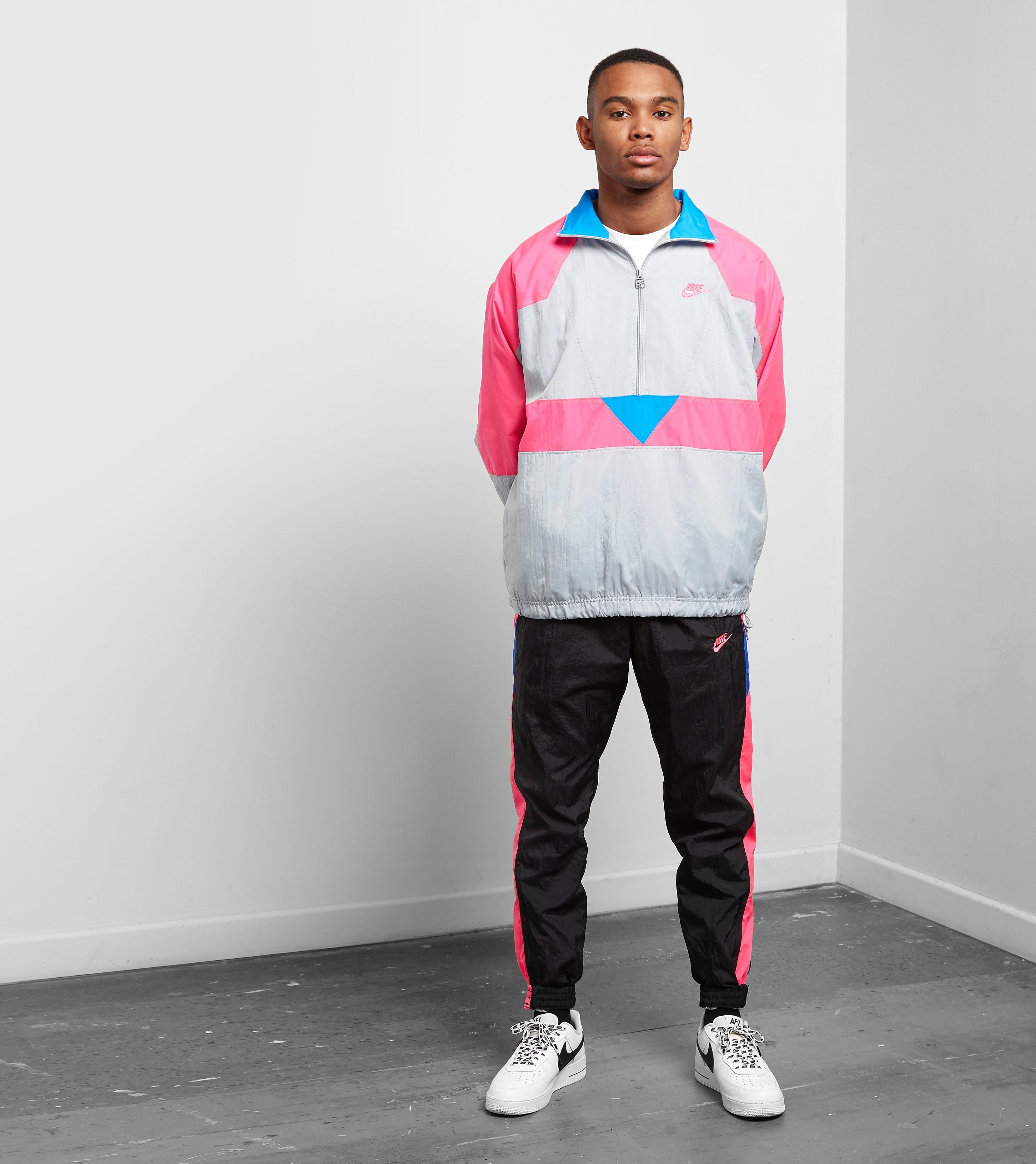 Nike Veste Sportswear Half Zip Woven