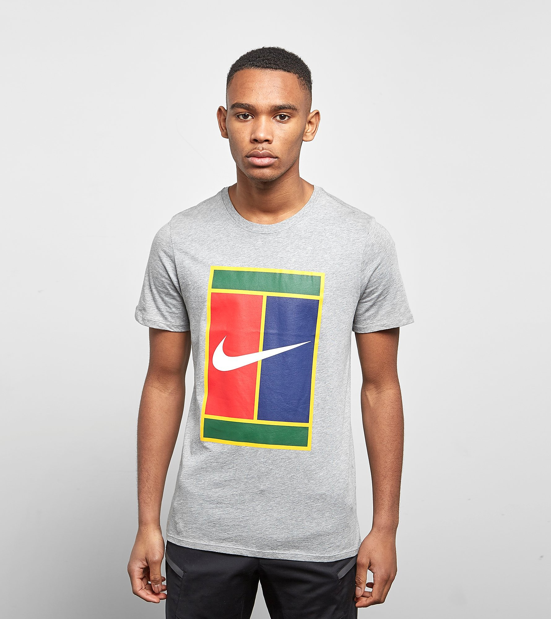 Nike T-Shirt Court Heritage Logo