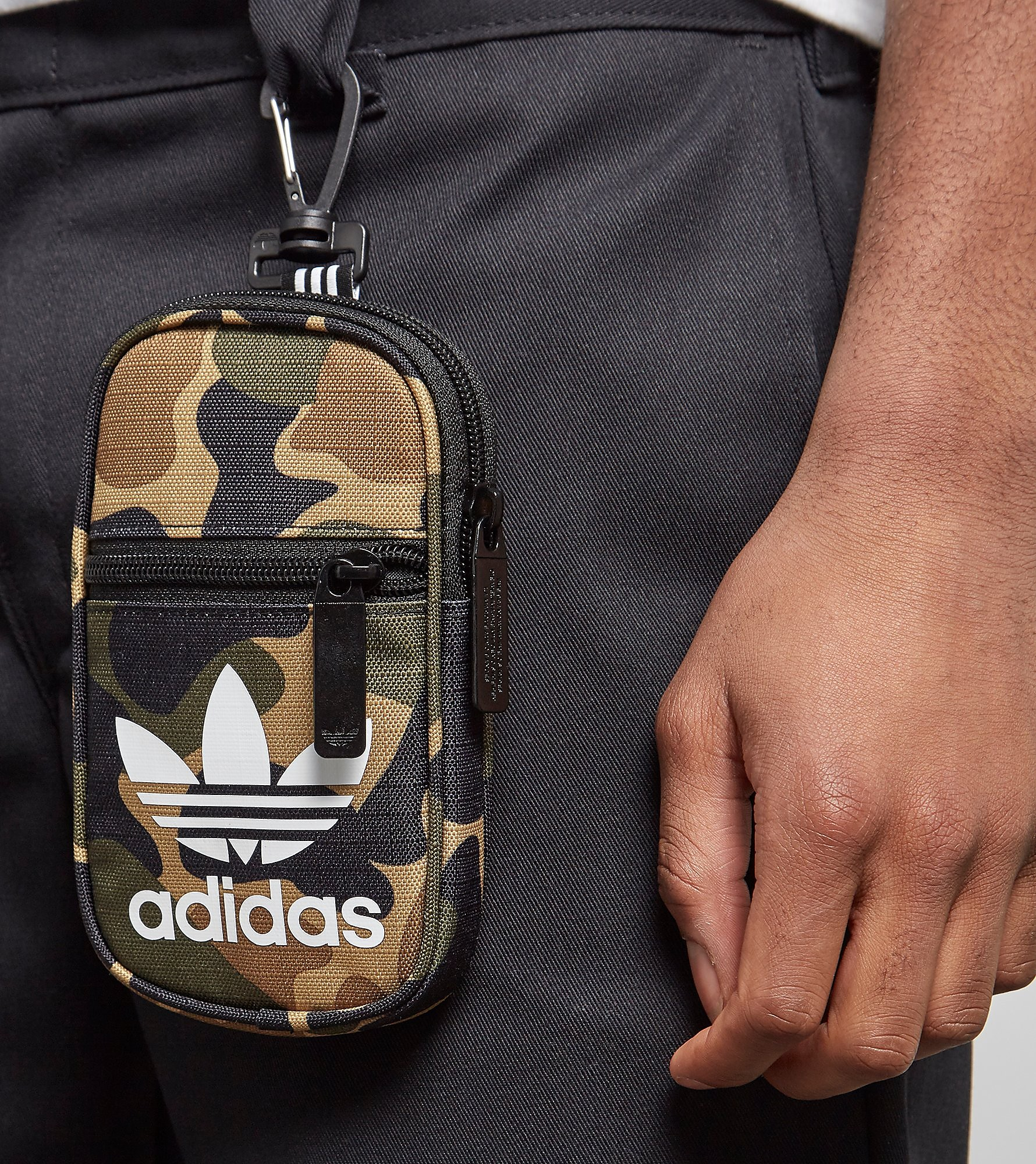adidas Originals Trefoil Clip Pouch Bag