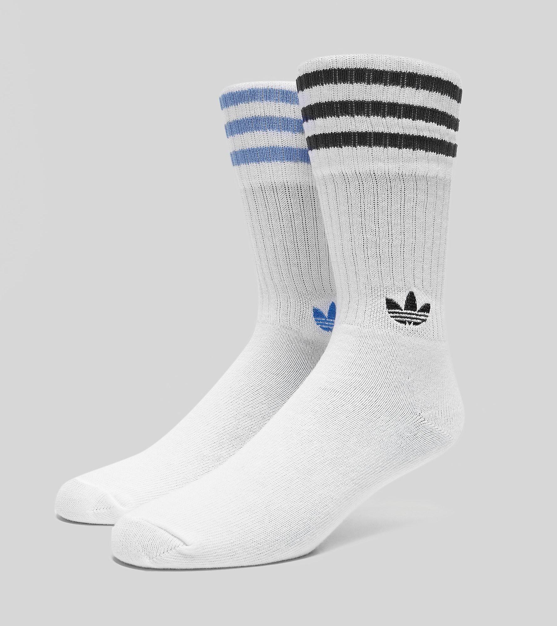 adidas Originals Crew Socks 2 Pack