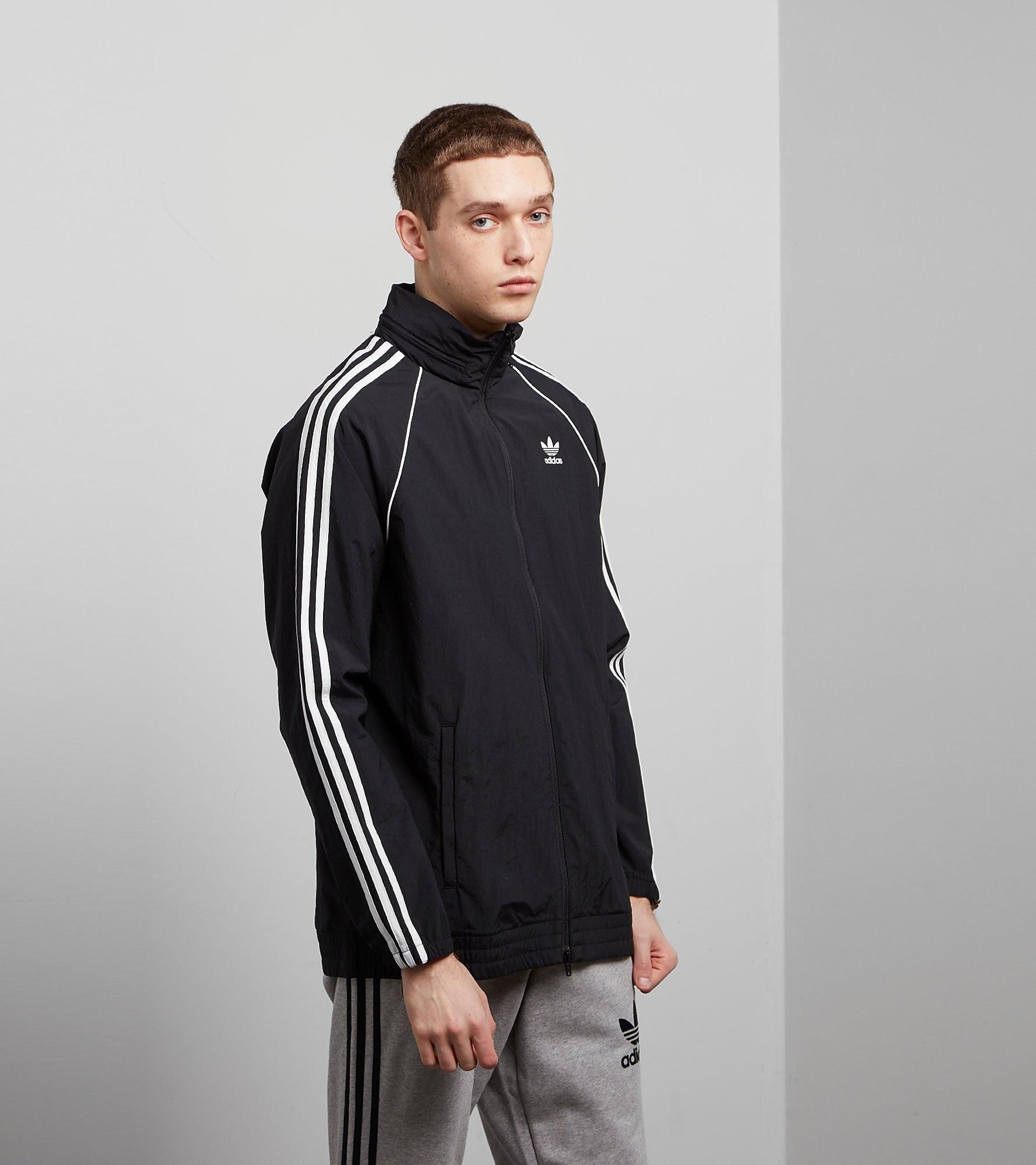 adidas Originals Superstar Lightweight Windbreaker Jakke