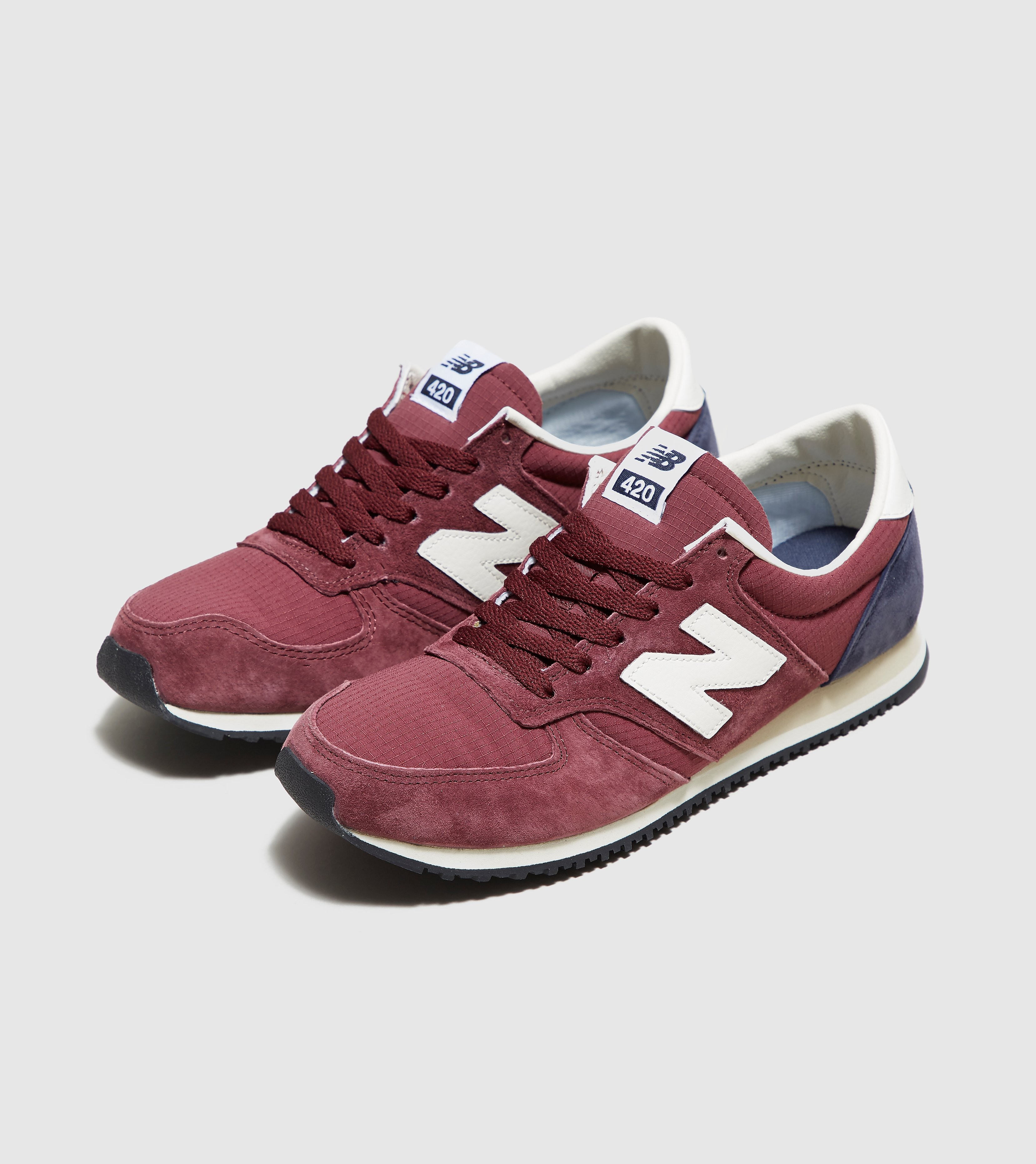 New Balance 420 Suede