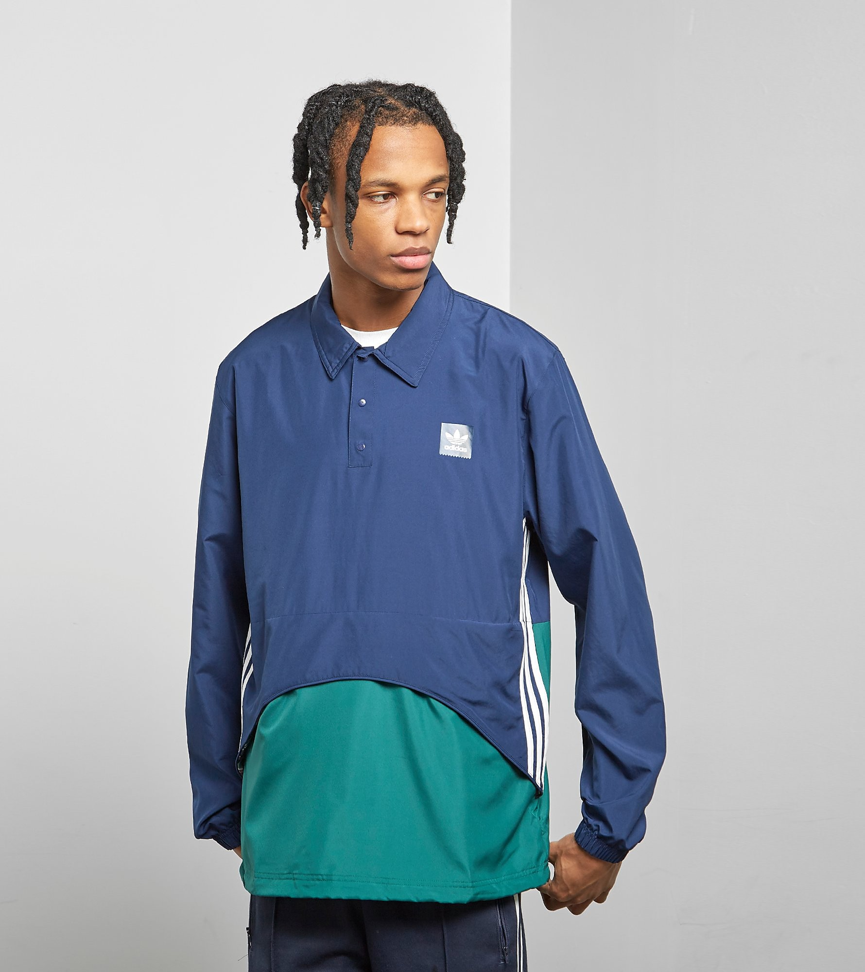 adidas Originals Pullover Coach Jacket