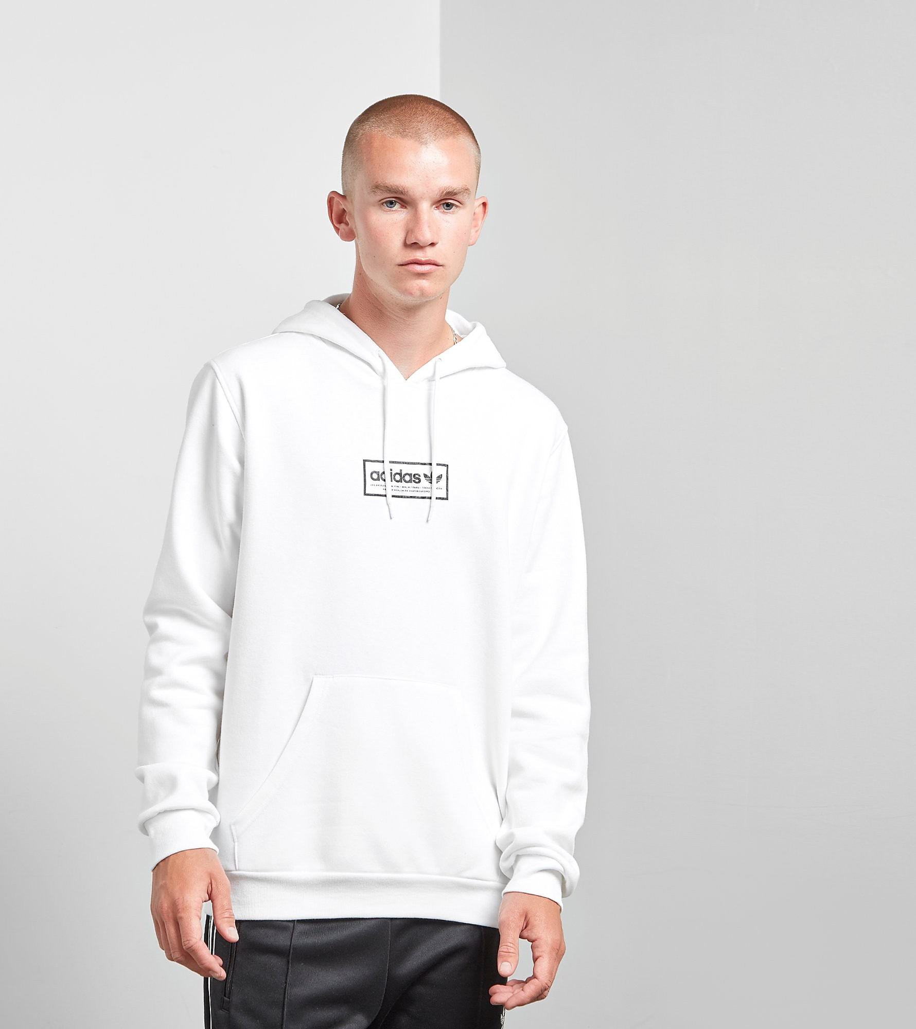 adidas Originals Spell-Out Overhead Hoody