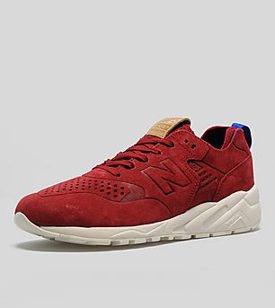 New Balance 580 Perforated Leather Reengineered