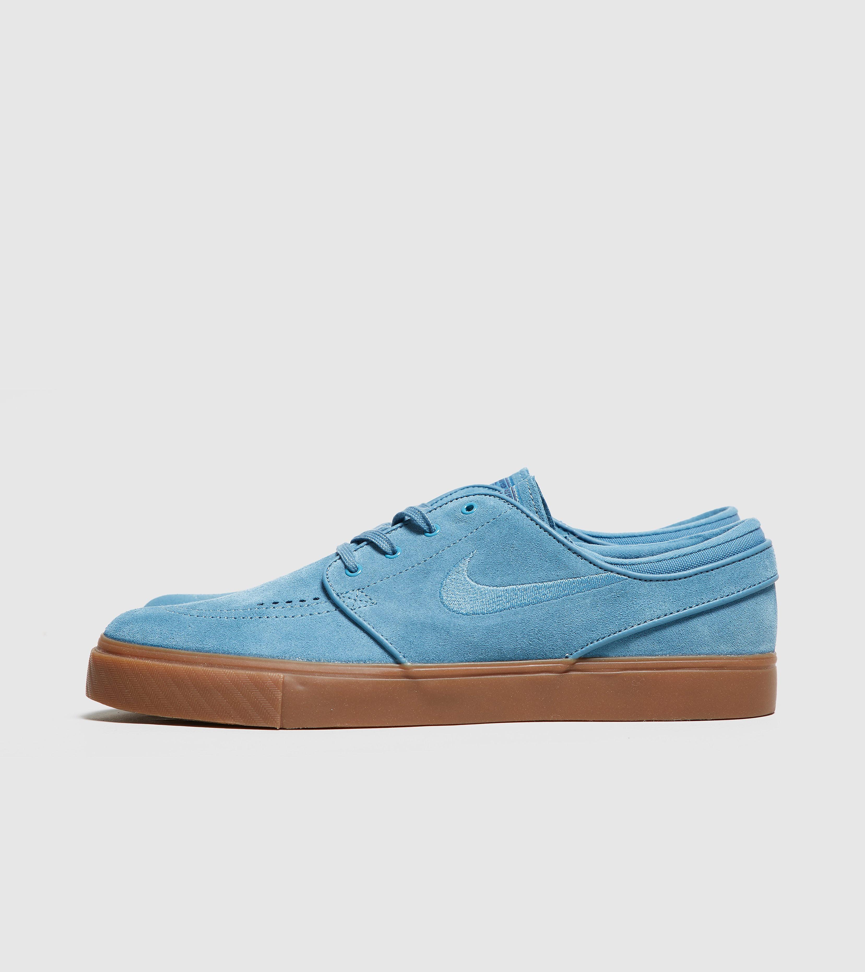 Nike SB Zoom Stefan Janoski, azul/marrón
