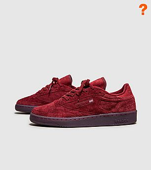 Reebok Club C Teasel Suede - size? Exclusive Women's