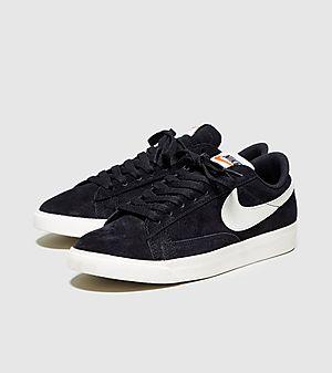 sale retailer e0364 2b0da Nike Blazer Low Suede Til Kvinder Nike Blazer Low Suede Til Kvinder