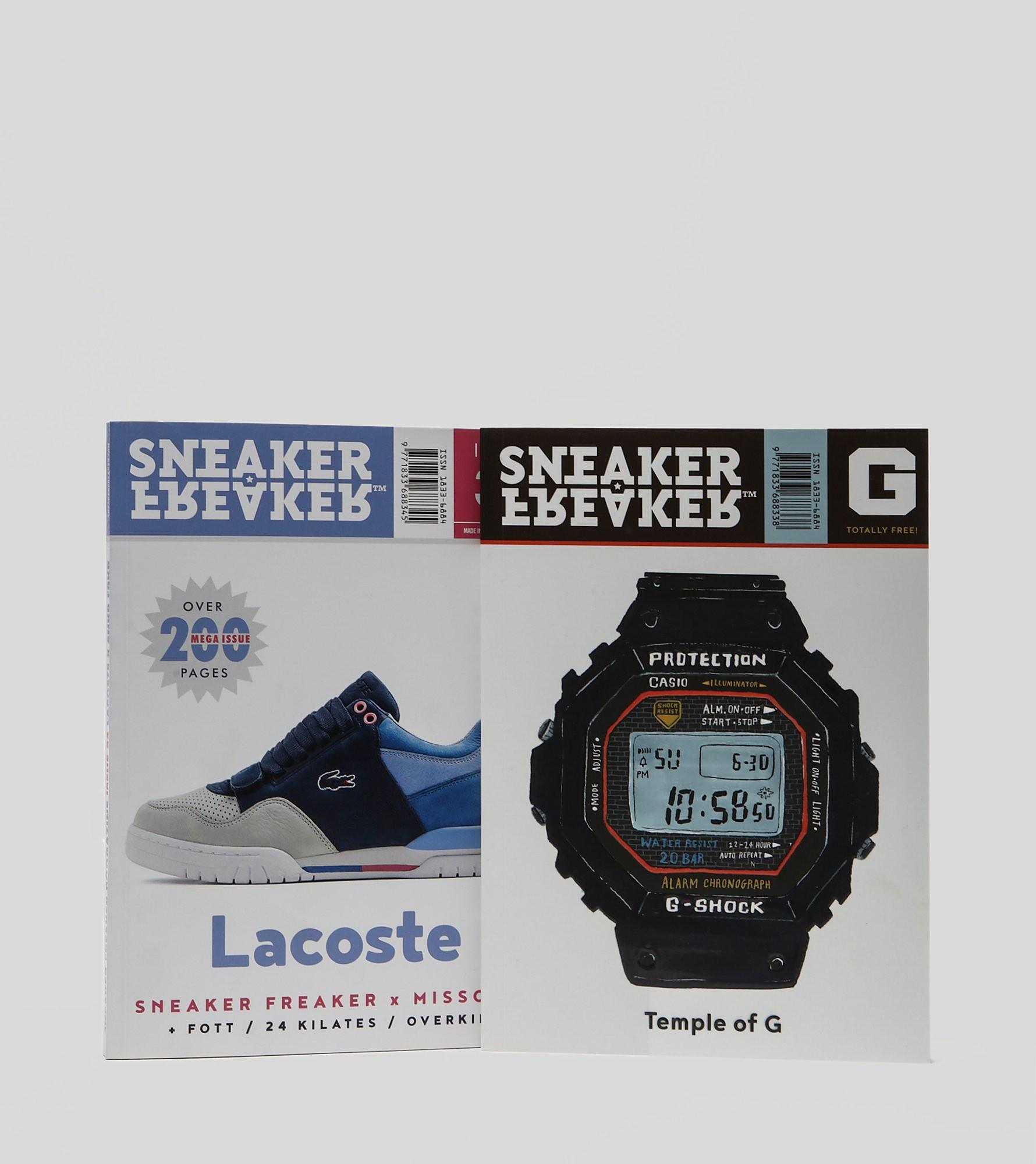 Sneaker Freaker Issue 34