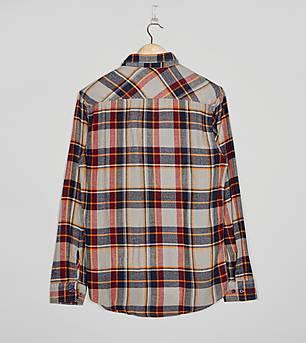 Brixton Long Sleeved Bowery Checked Shirt