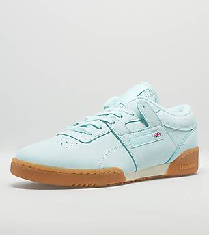 Reebok x size? Workout Clean 'Pastels'