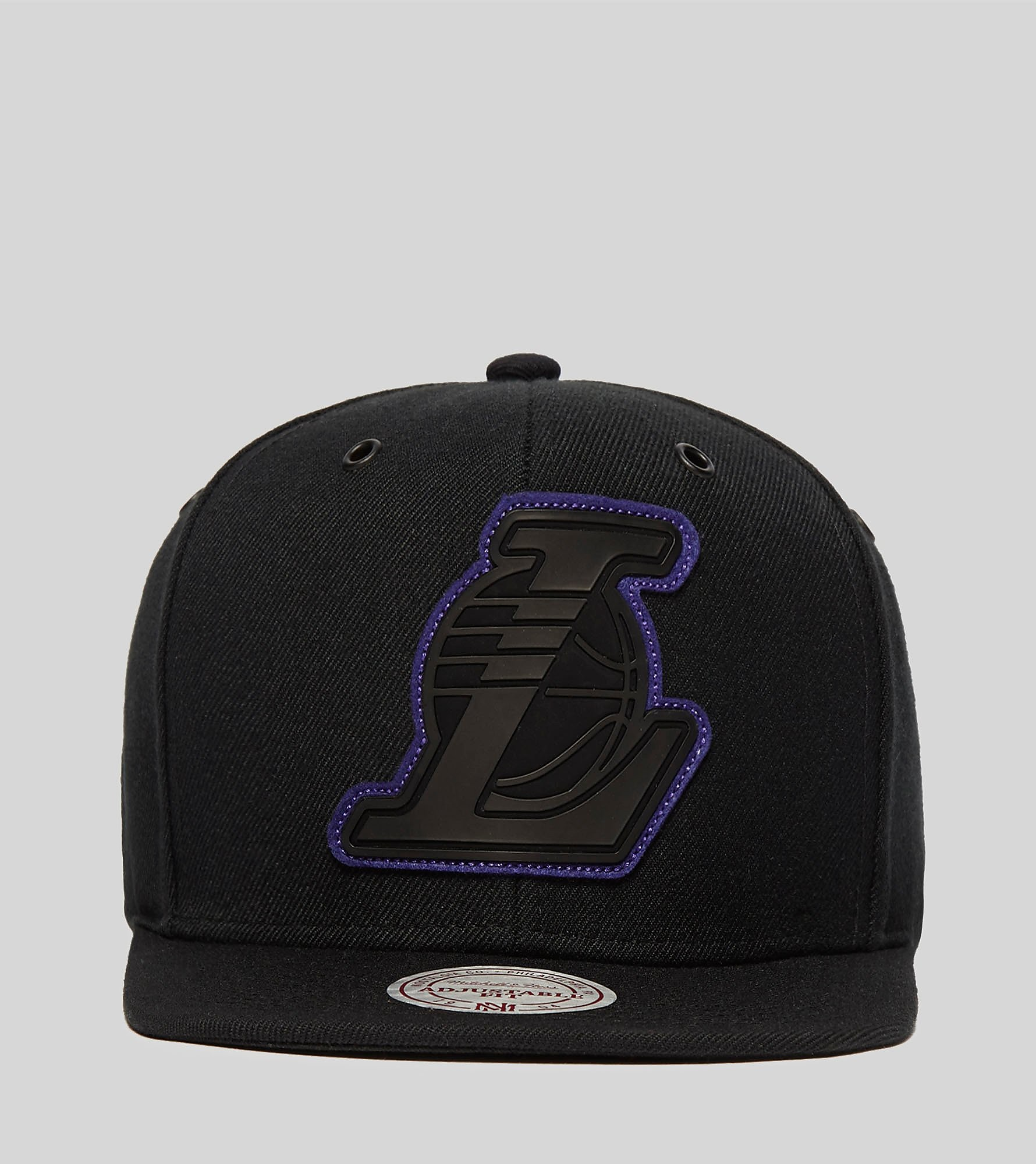 Mitchell & Ness Filter Lakers Snapback Cap