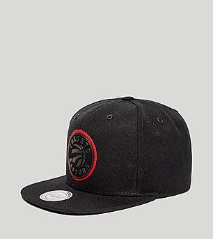 Mitchell & Ness Filter Raptors Snapback Cap