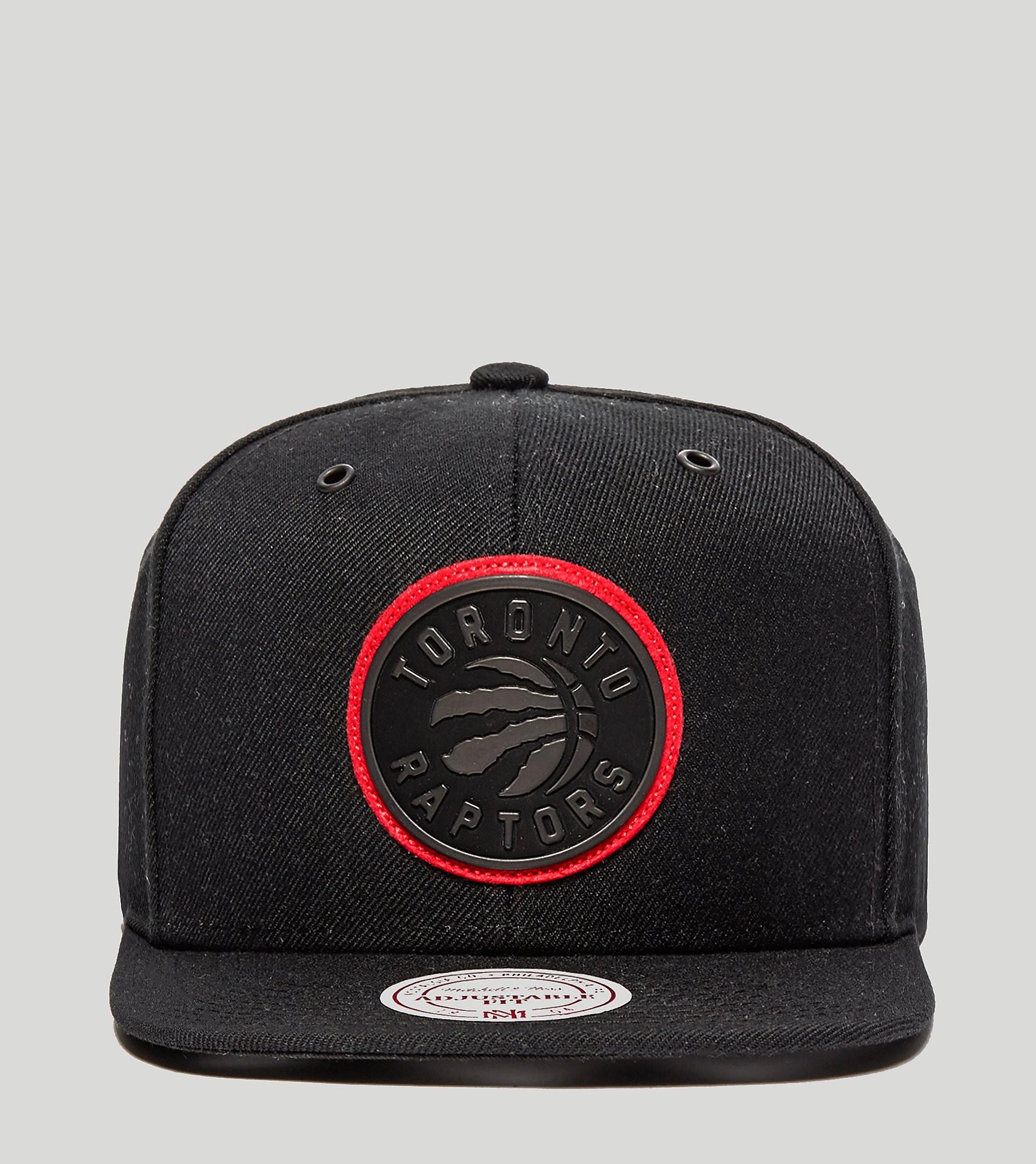 Mitchell & Ness Filter Raptors Snapback Cap