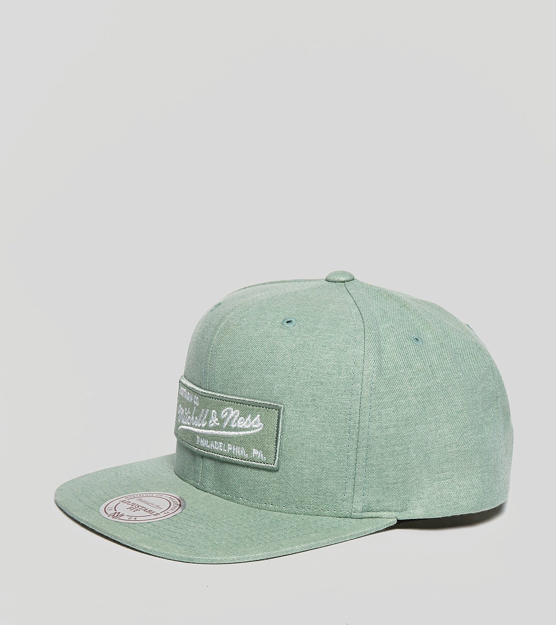 Mitchell & Ness Slub Cotton Snapback Cap