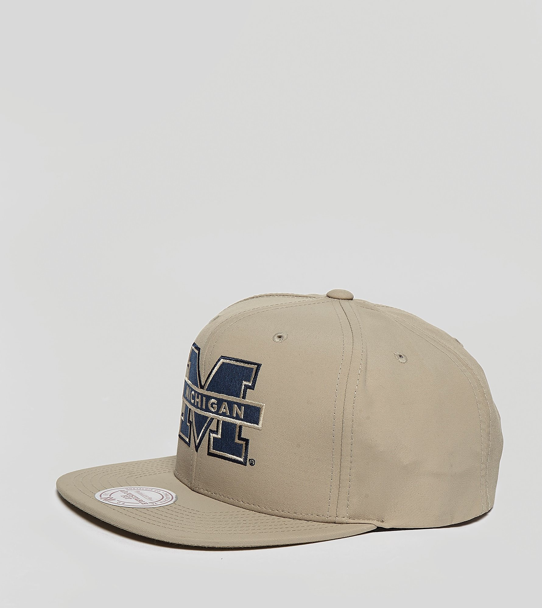 Mitchell & Ness Milo Michigan Snapback Cap