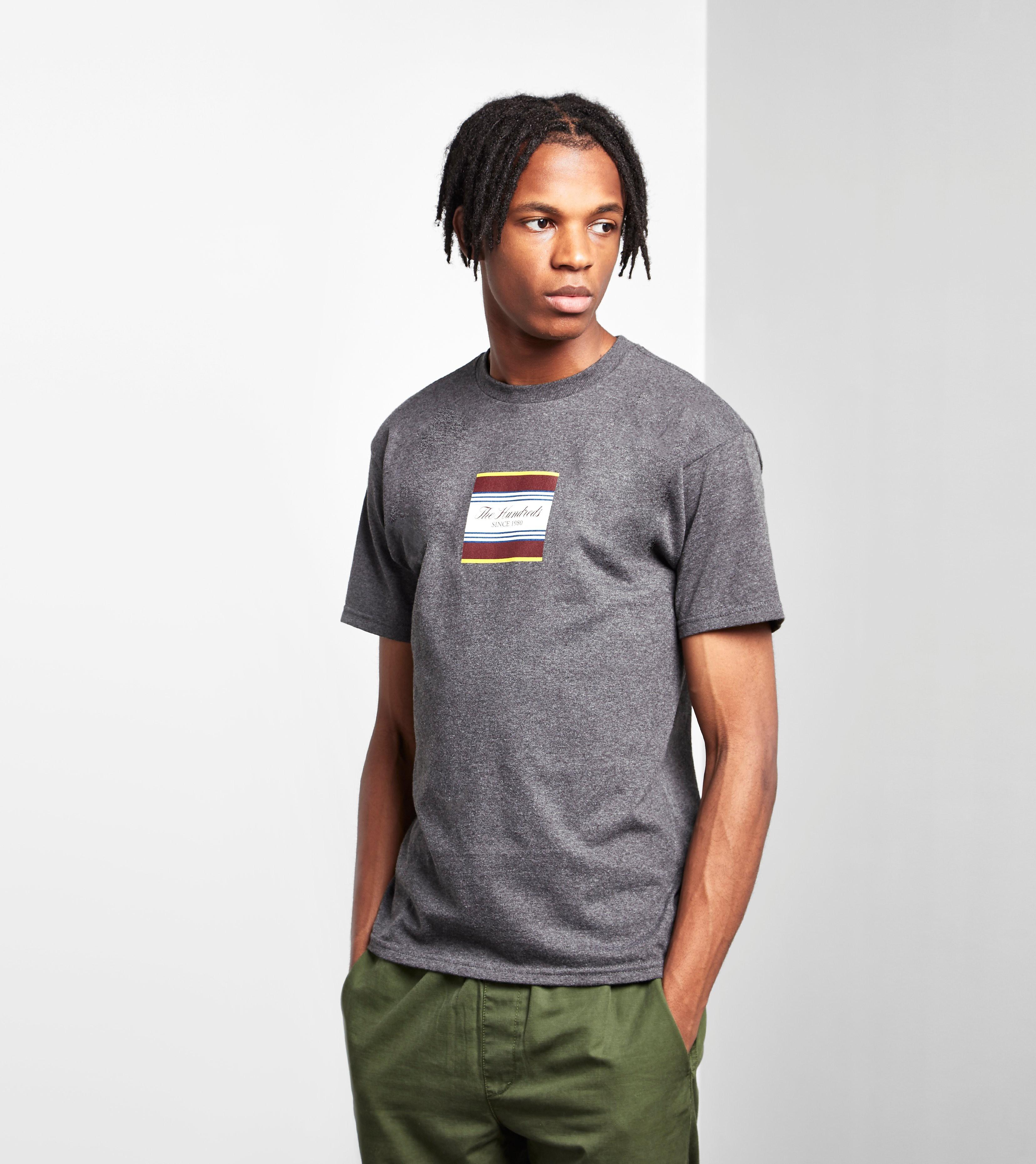 The Hundreds Classic Bar T-Shirt