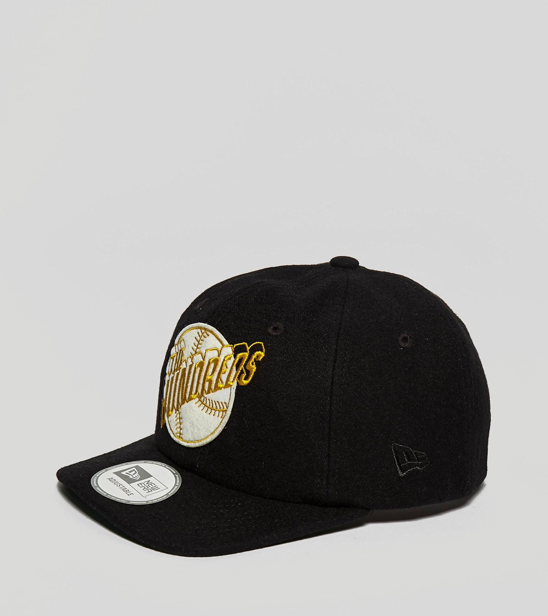 The Hundreds Hitter New Era Strapback Cap
