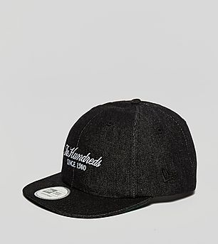 The Hundreds Worn New Era Snapback Cap