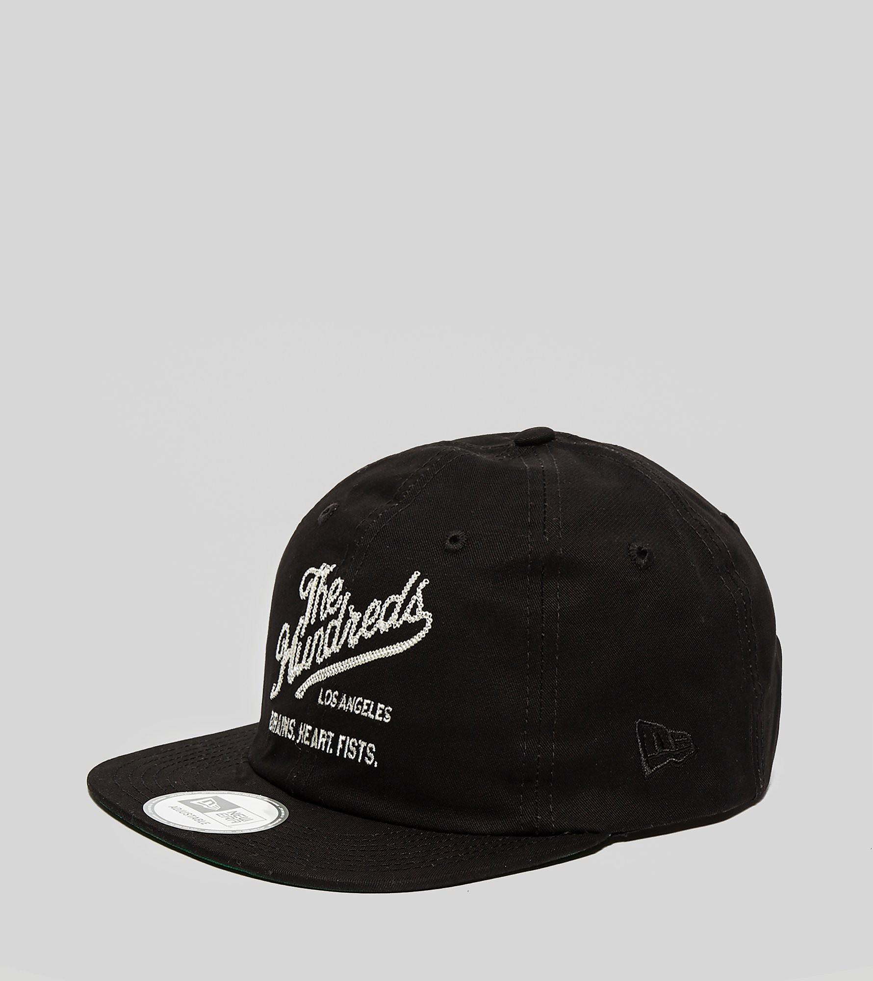 The Hundreds Sane Strapback Cap