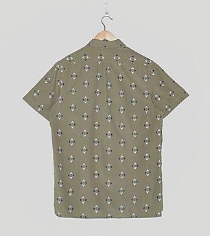 Lee Ikat Short Sleeved Shirt