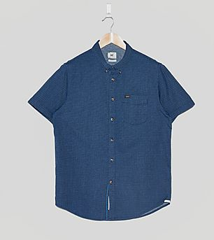 Lee Short Sleeved Button Down Shirt