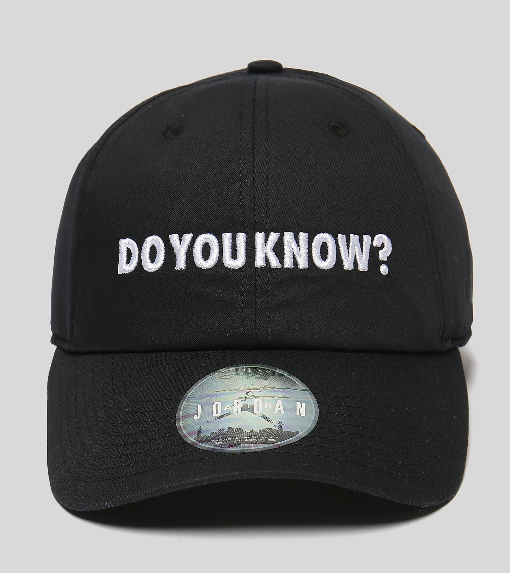 Jordan Air H86 'Do You Know' Keps