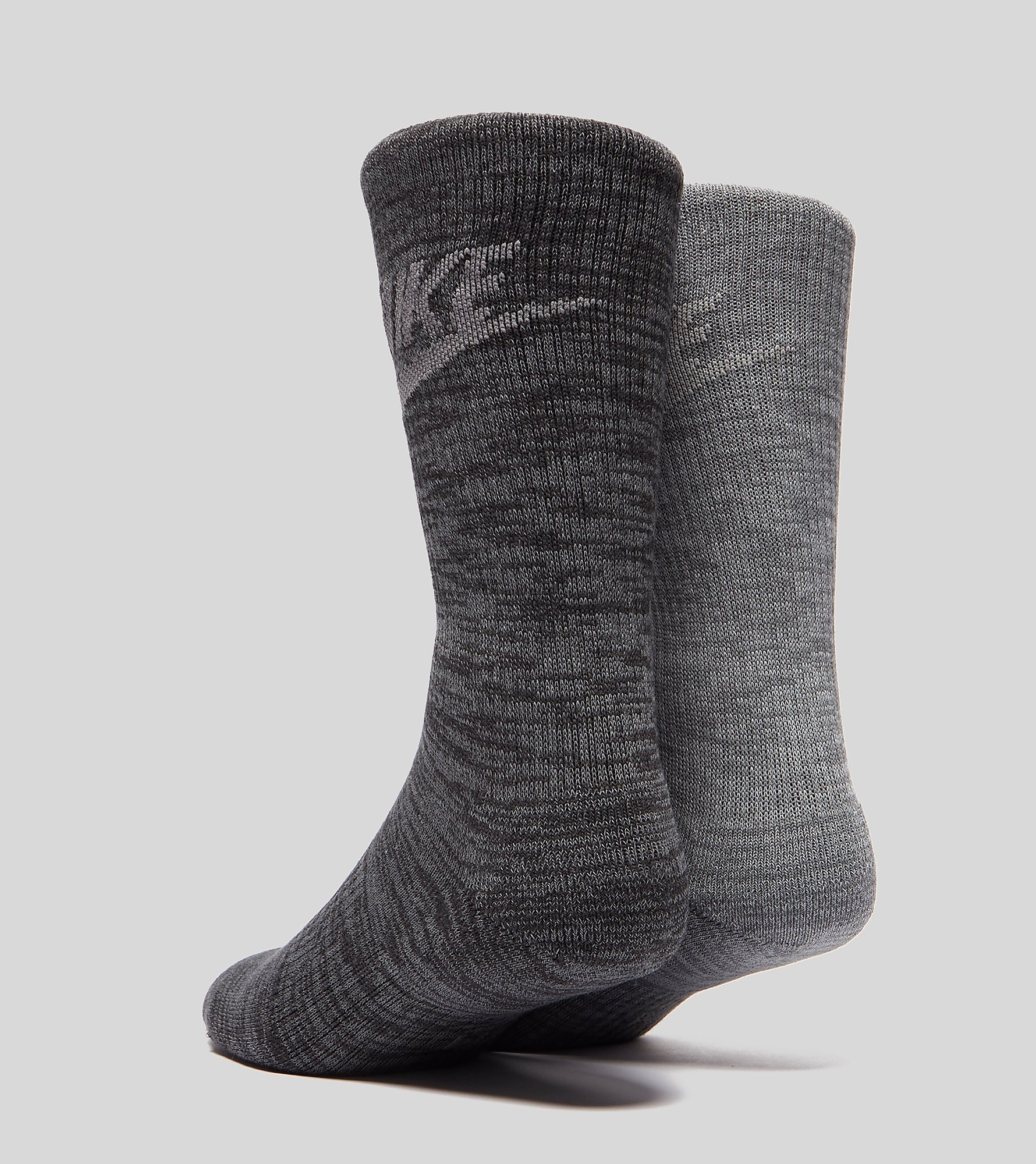Nike Advance Crew Socks Two Pack