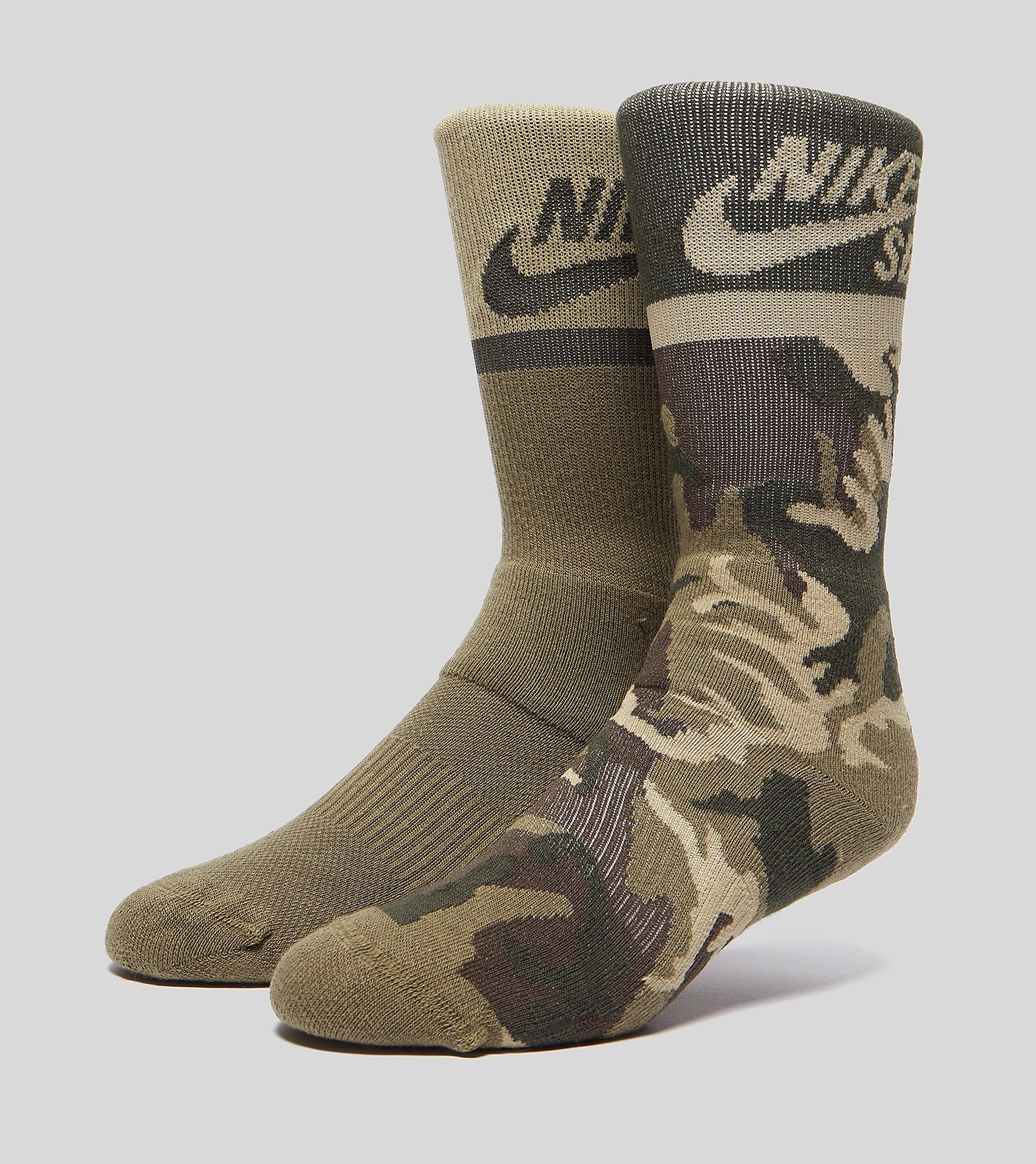 Nike SB Energy Crew 2 Pack Socks