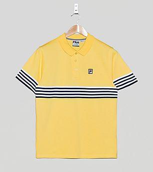 Fila Overhead Polo Shirt - size? Exclusive