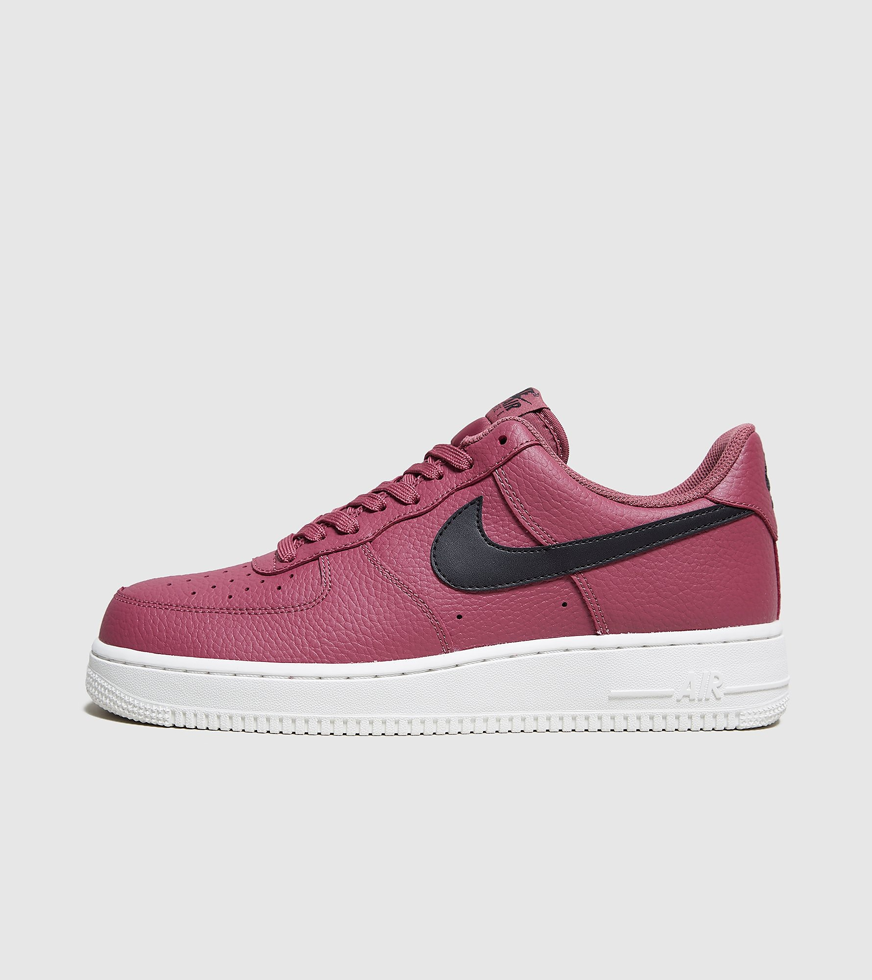 Nike Air Force 1 Low, rojo/blanco