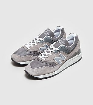 New Balance 997 Suede 'Made in USA'