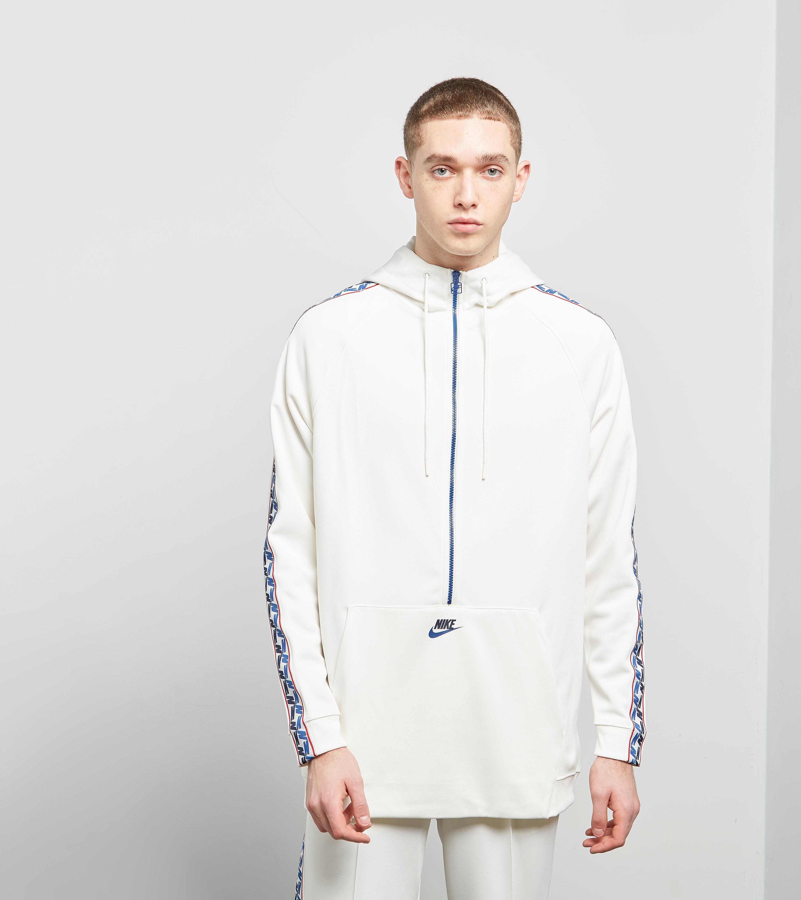 Nike Taped Poly 1/2 Zip Hoody