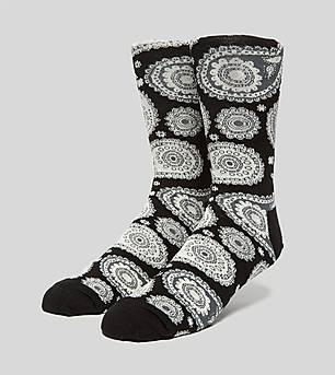 Happy Socks Paisley Socks