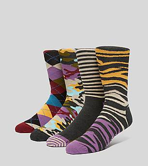 Happy Socks Camo Sock Pack