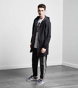 Stussy Long Nylon Zip Jacket