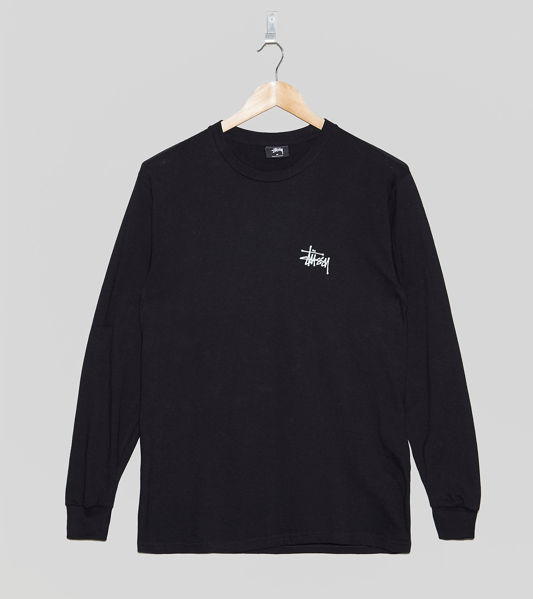 Stussy Long-Sleeved Basic T-Shirt