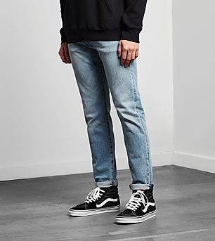 Levis 501 Cut & Tapered 'Hillman' Jeans
