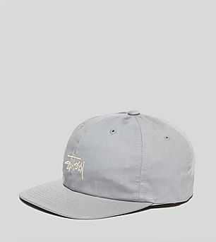 Stussy Classic Logo Strapback Cap