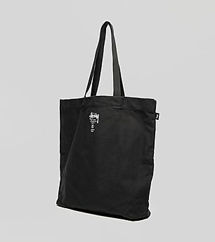 Stussy World Tour Canvas Tote Bag