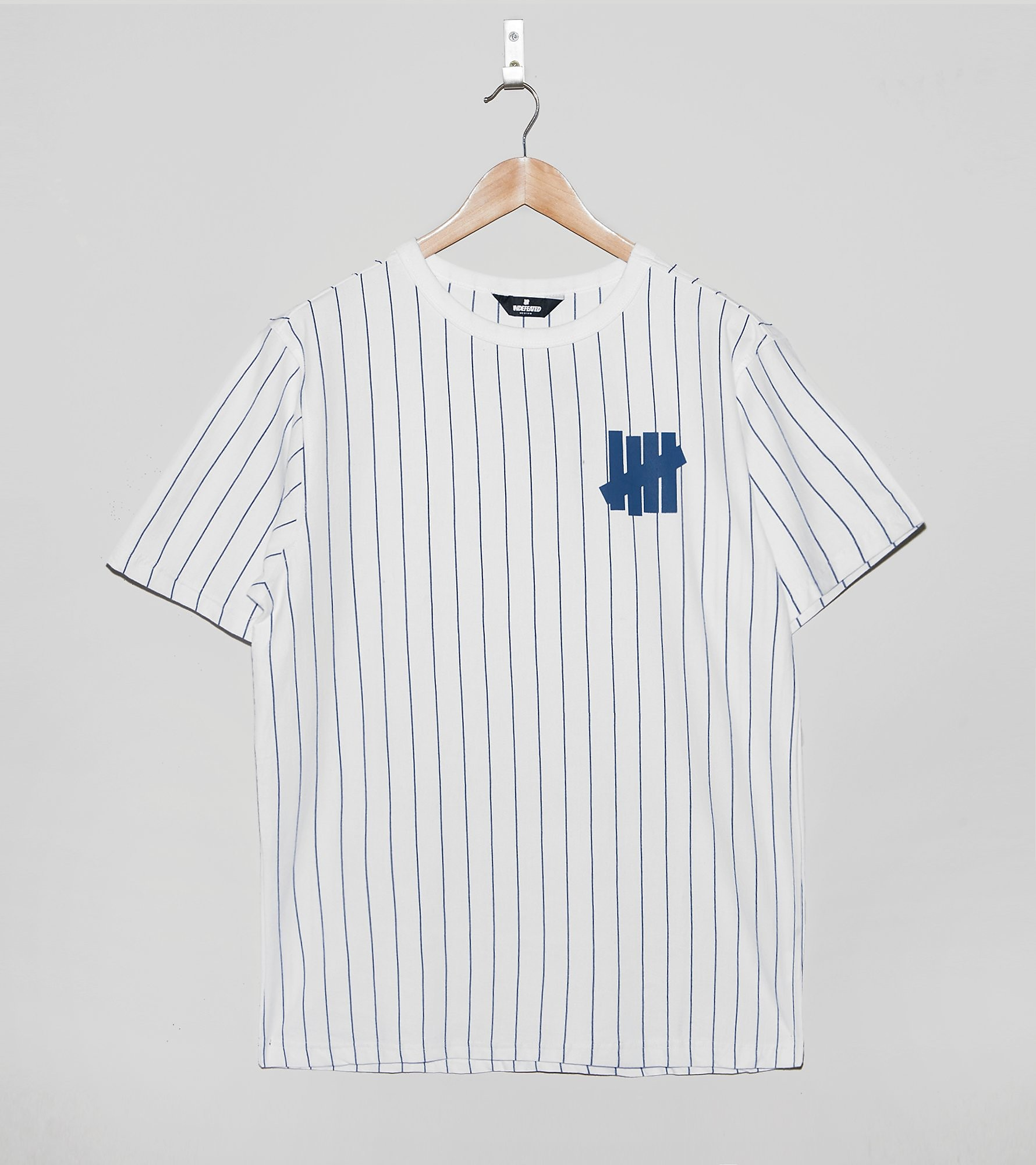 Undefeated Pinstripe Crew T-Shirt