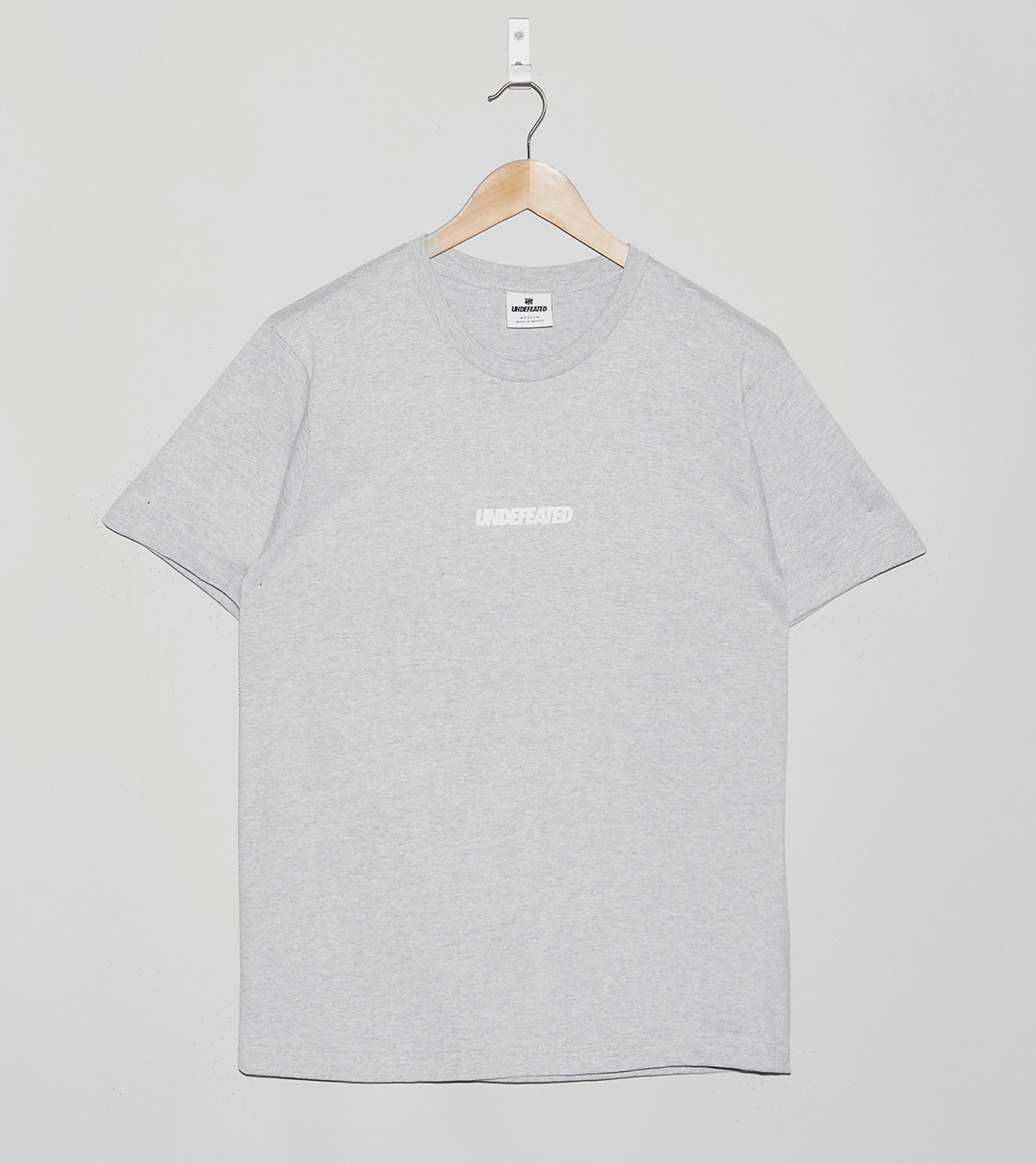 Undefeated Unbalanced T-Shirt